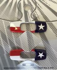 New Oakley Batwolf Sunglasses Replacement Icons O's SI Texas Flag Rare- Military