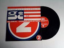 LP 5> Disco Vinile 12''  Deep Dish / Joshua - Global Comunication