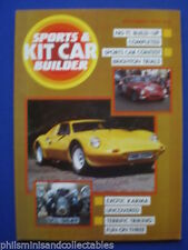 November Kit Car Monthly Transportation Magazines in English