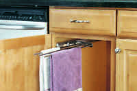 Rev A Shelf Undersink Pullout Removable Cleaning Caddy