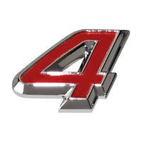 Nuevo Genuino Seat Leon 13-16 Trasero Tapa Del Maletero Boot 4 unidad insignia emblema 5F9853691Pwf