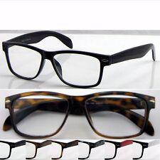 Wayfarer Reading Glasses & Super Classic Fashion Style & Large Frame Designed *