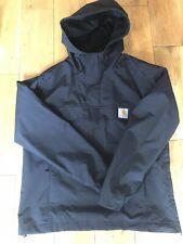 Carhartt Nimbus Mens Jacket Black, Size Small