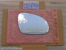 502RCH HEATED Mirror Glass +BACKPLATE Volkswagen Jetta Passat EOS Passenger Side