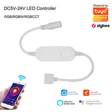 TUYA ZIGBEE Led Strip Controller DC5V-24V RGB RGBW RGBCCT For Alexa Google Home