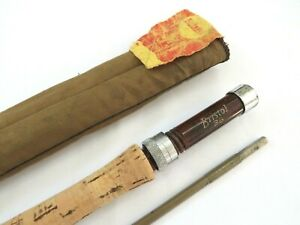 Bristol No. 25 Fly Rod with Original Bag ~ Outstanding Condition