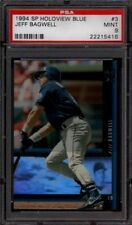 1994 UPPER DECK SP # 3 JEFF BAGWELL ☆HOLOVIEW BLUE☆ HOUSTON ASTROS PSA 9 MINT
