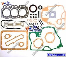 For Mitsubishi L3E Full Overhaul Head Gasket Set Kit Fit PelJob EB12.4 EB14 Part