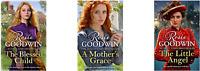 ROSIE GOODWIN ___ 3 BOOK SET ___ BRAND NEW ___ UK FREEPOST
