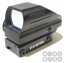 Red Dot Olografico 15 x 35 con 4 mirini intercambiabili JS