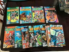 LOST WORLD OF WARLORD MIKE GRELL 15 16 18 TO 29 101 RETURN TO 1 2 3 4 5 6 NM ANN