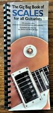 The Gig Bag Book Of Scales For All Guitarists*180 Essential Scales*Dineen/Bridge