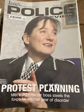 More details for police review magazines