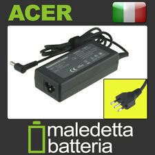 Alimentatore 19V 3,42A 65W per Acer Aspire 2920-832G32Mn