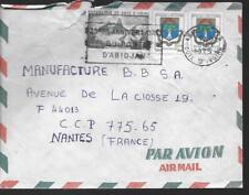 ENVELOPPE - République de Côte d'Ivoire - 1975