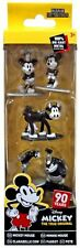 Mickey Mouse, Minnie Mouse, Carabelle Cow, Parrot & Pete Diecast Figure 5-Pack