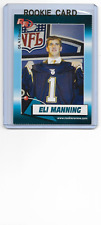 Eli Manning 2004 Rookie Review . com   (by Getty Images) Rookie Card #93