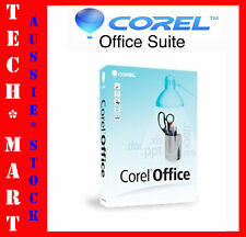 Corel◉Office V5 Windows 3 PCs◉Word◉Excel◉PowerPoint◉Microsoft Windows Compatible