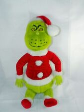 "Hallmark How the Grinch Stole Christmas 20"" Plush Doll NEW WITH TAGS"