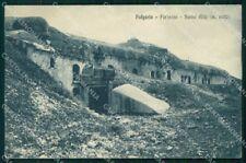 Trento Folgaria Fortezza Somo Alto cartolina RB7785