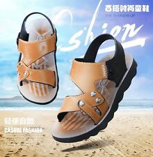 New Kids Sandals Leather Comfortable Shoes for Kids Boys Size EU 31