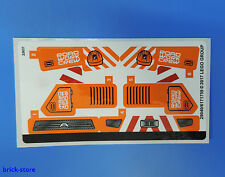 LEGO® (21) Sticker 42060 / Aufkleber technic Komplett