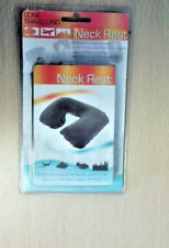 Gone Travelling Compact Inflatable Travel Curved Neck Support New RY497