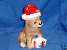 Collectible Hand Fimished Ceramic Dog Comet Too Pup (NIB)