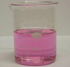 Vetro al borosilicato graduato becher 250ml (Laboratorio) confezione da 2