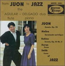 David Aguilar, Imelda Delgado: From Juon to Jazz - The Aguilar-Delgado Duo  Audi