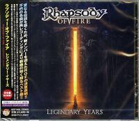 RHAPSODY OF FIRE-LEGENDARY YEARS-JAPAN CD BONUS TRACK F83
