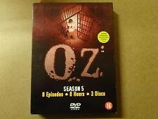 3-DISC DVD BOX / OZ - SEIZOEN 5