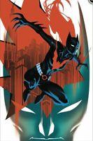 BATMAN BEYOND #42 DC COMICS MANAPUL VARIANT JURGENS COVER B