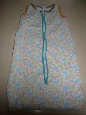 C & A süßer Schlafsack ca. 66 cm, weiß-beige-orange-blau mit Tiermotiven !!