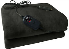 High/Low Temp Control Heated Warm Winter Car Electric Blanket Heated Blanket