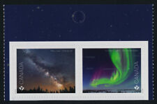 Canada 3103-4 pair MNH Space, Royal Astronomical Society