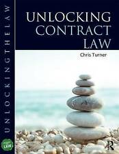 Unlocking Contract Law by Chris Turner (Paperback, 2013)