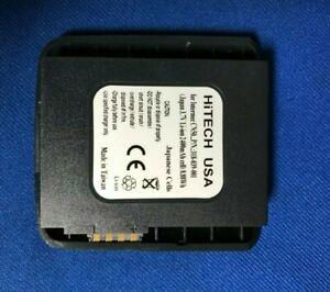 6 of Hitech Intermec/Honeywell CN50/51 P/N.:318-039-001*Japan Li-on2.4Ah Battery