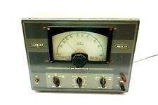 Vintage JACKSON Audio Frequency Oscillator Model 652 ~ Powers On Fine ~ Untested
