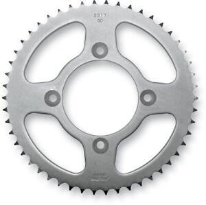 SUNSTAR REAR SPROCKET STEEL 50T Fits: Honda CRF100F,XR100R 2-231150 91-4050 Gray