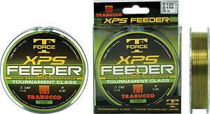 Filo da Pesca - TRABUCCO XPS FEEDER PLUS 150mt - 0,25