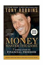 MONEY Master the Game: 7 Simple Steps to Financial Freedom Free Shipping