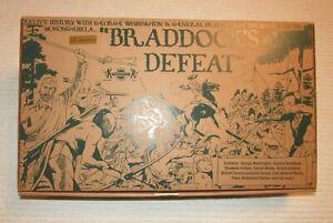 Barzso 54mm Braddock's Defeat Playset