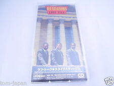 "RARE THE STYLISTICS LOVE TALK Japan 3"" CD Snap pack Single in Plastic Case"