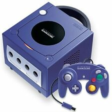 New NINTENDO GAMECUBE Console Violet Japan model - AV Cable sold separately