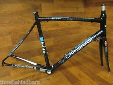 LAPIERRE 200 S LITE T3 CARBON BIKE FRAME SET EASTON EC70 CARBON FORK  55 56.6CM
