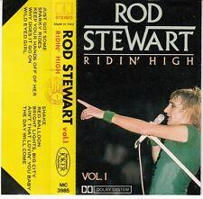 K 7 ROD STEWART *RIDIN' HIGH* VOLUME 1 (MADE IN ITALY)