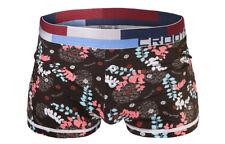 "CROOTA Mens Underwear Trunks, Low Rise Boxer Shorts, Size L (Waist 32-34"")"