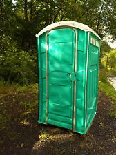 Baustellen Toilette, Dixi – Klo TOI TOI