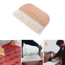 Wooden Handle Art Supplies Watercolor Brush Goat Hair Hake Brush Paint Brushes